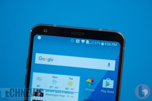 Photo of الجی قصد ساخت گوشی mini LG G6 را دارد