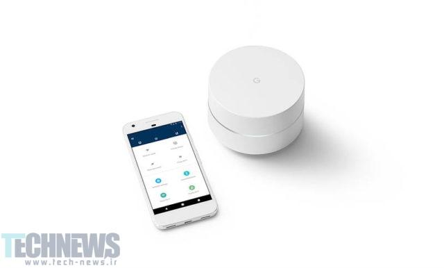 Photo of نسخه جدید Google WiFi در FCC رویت شد