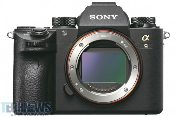 Photo of سونی دوربین بدون آینه و تمام فریم α9 را معرفی کرد