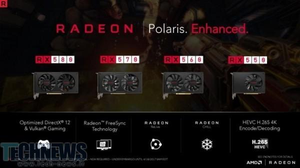 Photo of شرکت AMD سری RX500 کارت گرافیکهای خود را معرفی کرد