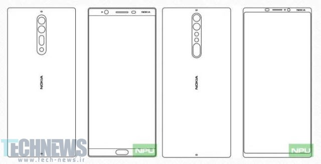 Photo of طرح شماتیک گوشیهای نوکیا 8 و 9 منتشر شد