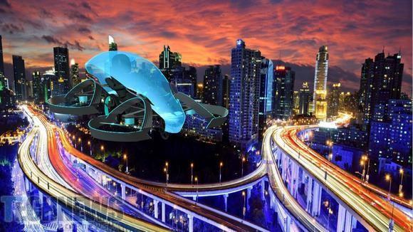 Photo of تویوتا قصد تولید ماشینهای پرنده برای بازیهای المپیک 2020 را دارد
