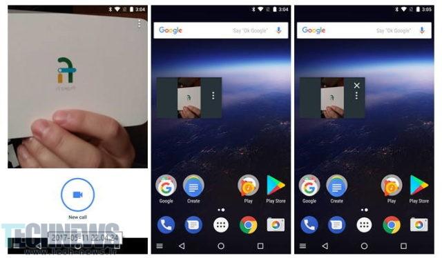 Photo of آخرین آپدیت اپلیکیشن Duo گوگل ازقابلیت تصویر در تصویر اندروید O پشتیبانی میکند