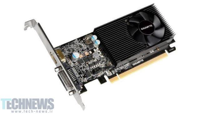 Photo of انویدیا از کارت گرافیک ارزان GeForce GT 1030 رونمایی میکند
