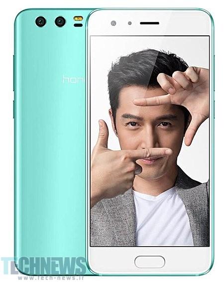 Photo of هواوی از رنگ جدید گوشی Honor 9 رونمایی کرد