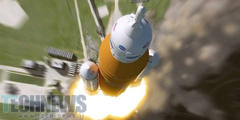 مارک دار شدن موشک های ناسا توسط شرکت های خصوصی | تکنولوژی نیوز