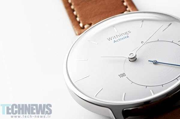اولین ساعت هوشمند شرکت Withings تحت لیسانس نوکیا