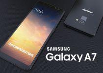 مشخصات گوشی a7 2018