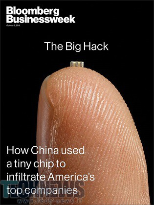 تراشه های جاسوسی در سرورهای اپل