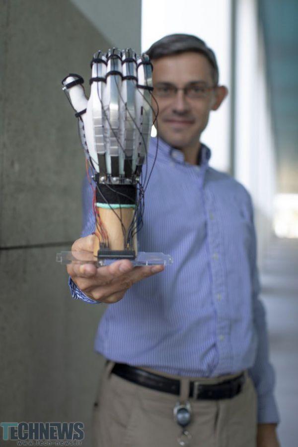 تجربه کامل حس لامسه با دستکش های واقعیت مجازی