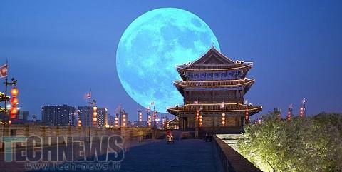ساخت ماه مصنوعی توسط چینی ها!