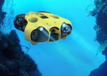 پهپاد آبی تایتان - پهپاد زیر آبی تا عمق 150 متری