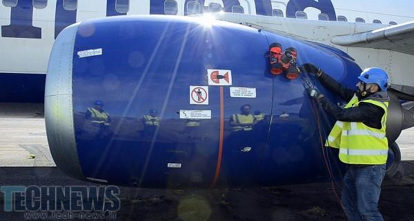 Photo of بازرسی هواپیما ها با ربات Vortex + ویدئو