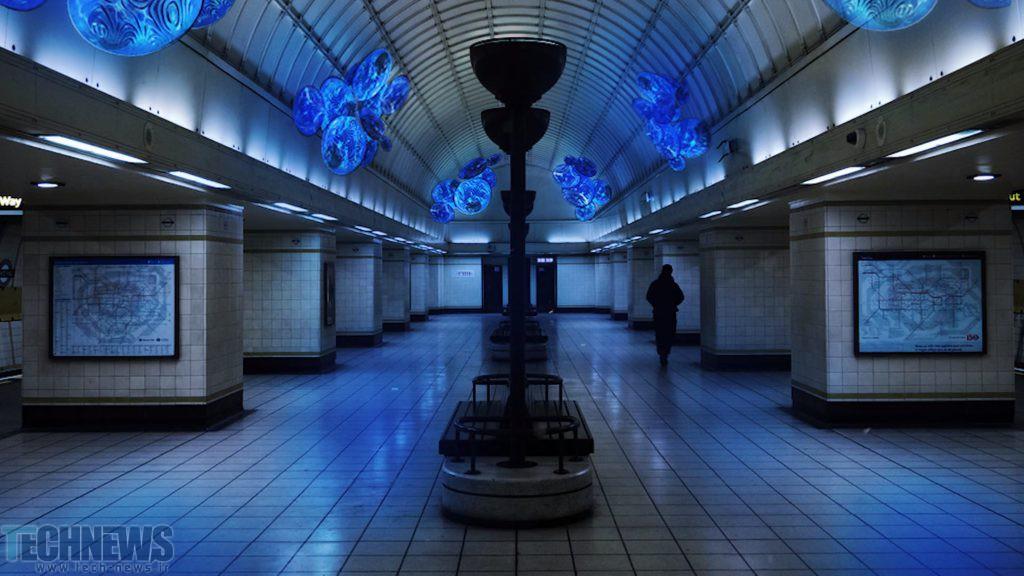 Photo of استفاده از باکتری برای پاکسازی هوای آلوده مترو