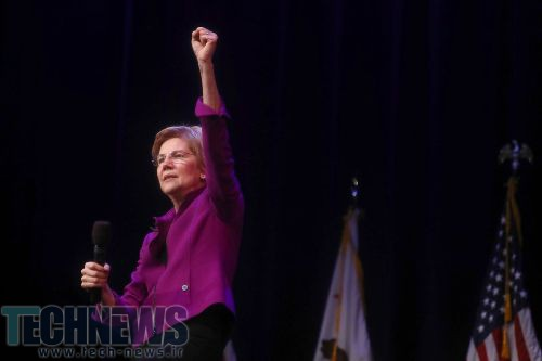 Photo of انتقاد الیزابت وارن از آمازون در سخنرانی لانگ آیلند