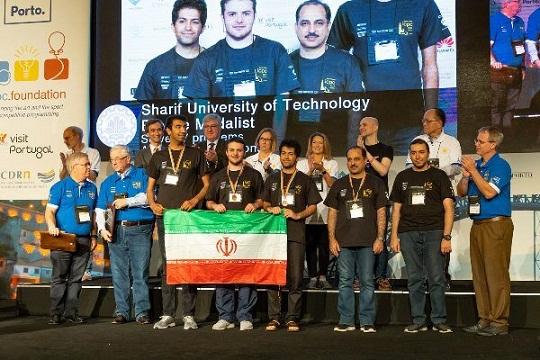 کسب مدال سوم در مسابقات ICPC سال 2019