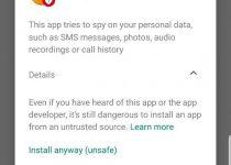 جاسوسی تلگرام طلایی از فایلهای شخصی، تماسها و پیامکها