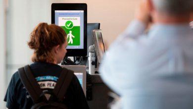 Photo of سیستم تشخیص چهره قدرتمند در فرودگاههای ایالات متحده