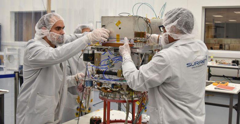 NASA's countdown to send atomic clock to space