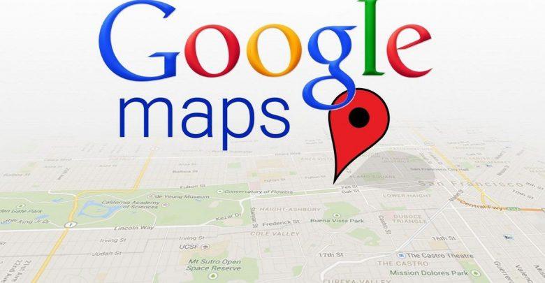 Google Maps مکان دوربین ها را به شما می گوید