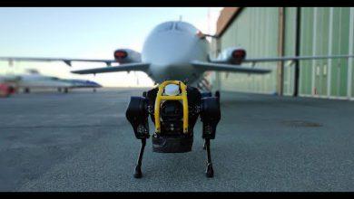 Photo of جابجایی هواپیماها با ربات HyQReal + ویدئو