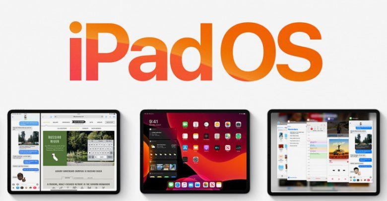 بررسی سیستم عامل آیپد ipad ios نسخه جدید