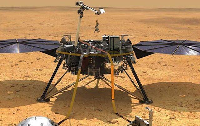 نشانه هایی از وجود آب در مریخ