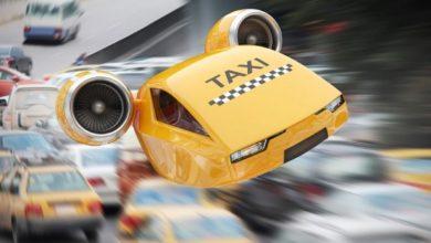 Photo of تاکسی های پرنده اوبر بر فراز ملبورن استرالیا