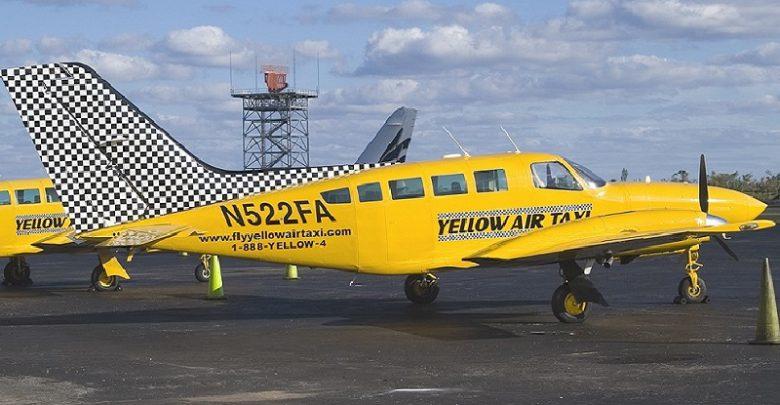 تا پایان امسال 12 تاکسی هوایی راه اندازی خواهد شد