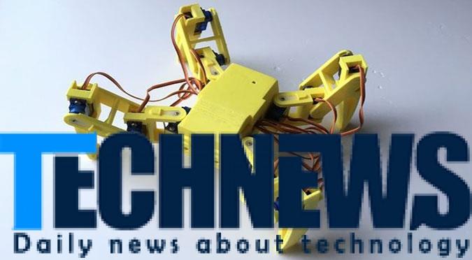 طراحی ربات های ناجی با فناوری چاپ سه بعدی