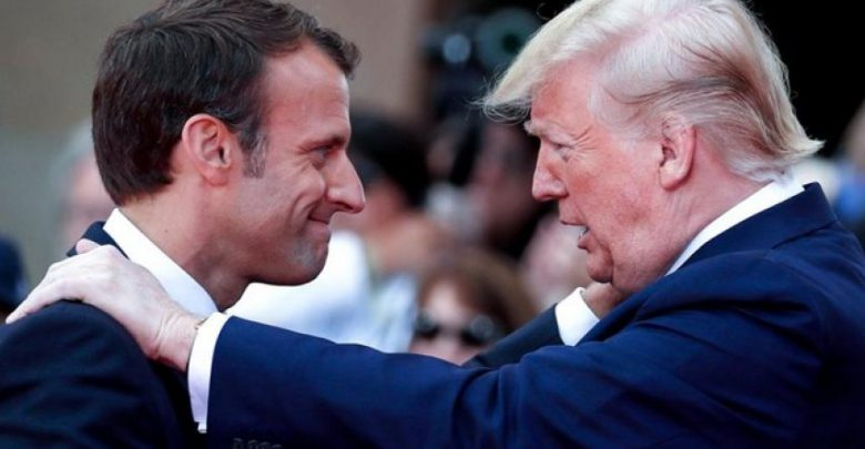 فرانسه شرکت های آمریکایی را به پرداخت مالیات سنگین وا می دارد