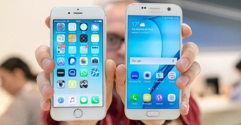 کاهش تمایل کاربران به خرید گوشی های آیفون