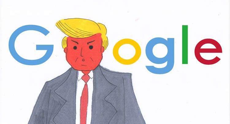 امکان همکاری گوگل با دولت چین و خیانت به آمریکا