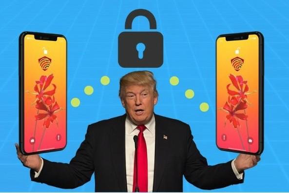 ممنوعیت رمزنگاری پیام ها هدف دولت آمریکا است