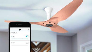 Photo of کنترل پنکه سقفی به کمک دستیار صوتی آمازون و گوگل