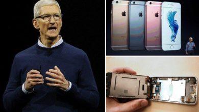 Photo of ثبت شکایت علیه اپل به دلیل کاهش عملکرد آیفون های قدیمی