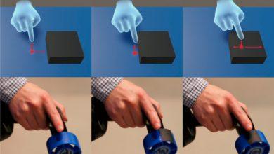 Photo of دسته بازی با بازخورد لامسه ای مایکروسافت برای واقعیت مجازی