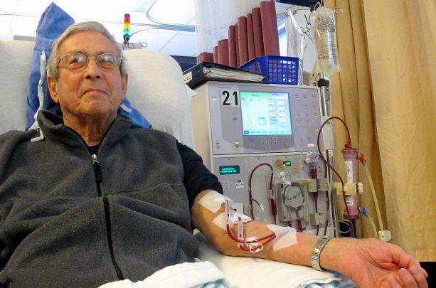 راهی جهت کاهش درد بیماران در درمان دیالیز