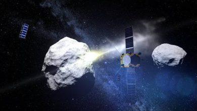 Photo of انحراف سیارک از مدار زمین توسط ناسا و سازمان فضایی اروپا