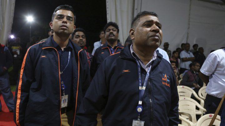 عدم موفقیت هندی ها در پروژه فرود در ماه