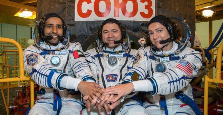 سفر اولین فضانورد اماراتی و گزارش ناسا از این رویداد