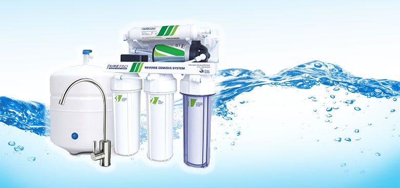 تولید دستگاه تصفیه آب بدون هدر رفت و تولید پساب
