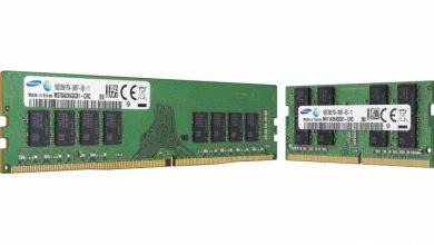 Photo of سامسونگ رم های DDR4 با تراشه A-die را روانه بازار کرد