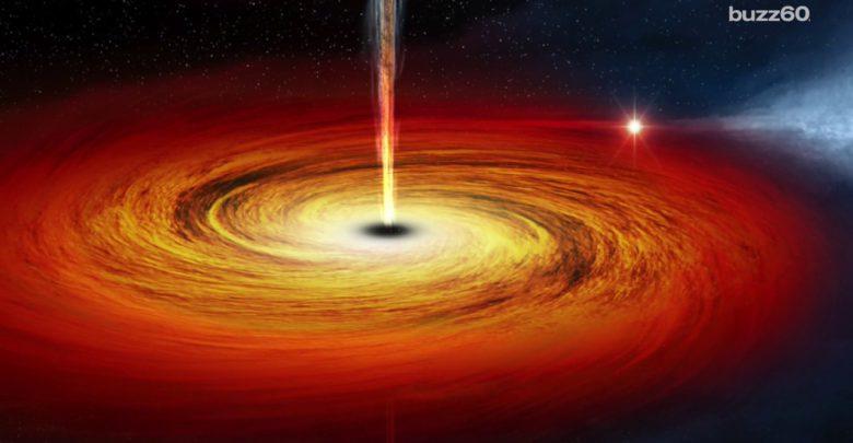 سیاه چاله راه شیری همه چیز را می بلعد