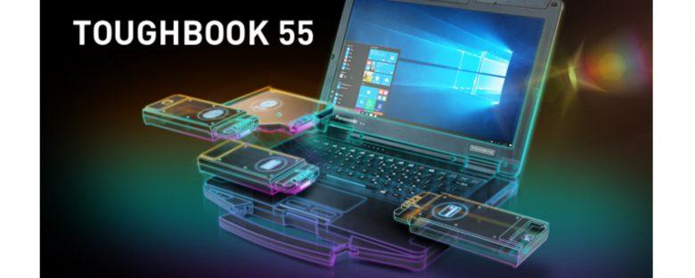 لپ تاپ مستحکم Toughbook 55 پاناسونیک