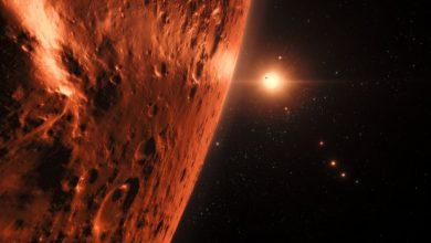 Photo of کشف سیاره ای فراخورشیدی با احتمال وجود آب