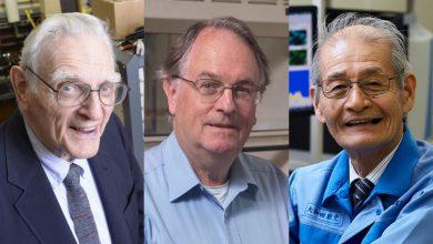 Photo of جایزه نوبل شیمی به سازندگان باتری گوشی های هوشمند رسید