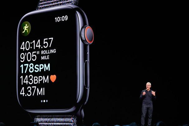 آپدیت جدید اپل واچ بهمراه اپلیکیشن ردیاب خواب ارائه خواهد شد