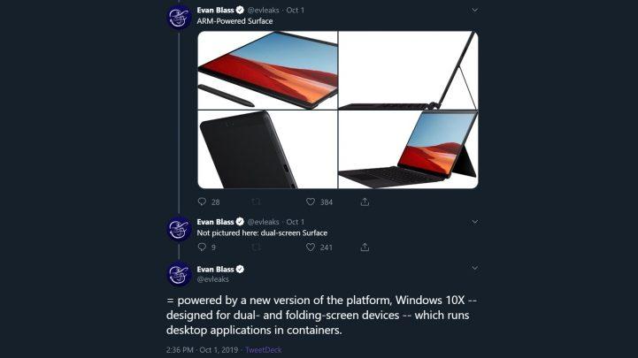 رونمایی از Windows 10X ؛ ویندوز جدید مایکروسافت