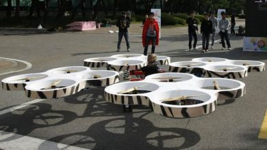 Photo of ساخت خودروهای پرنده توسط هیوندای